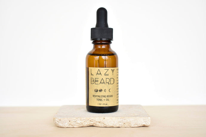 Lazy Beard Revitalizing Tonic Oil