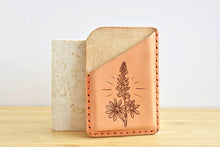 APORTA x RER Lupine Flower Card Wallet
