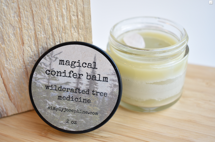 MAGICAL CONIFER BALM