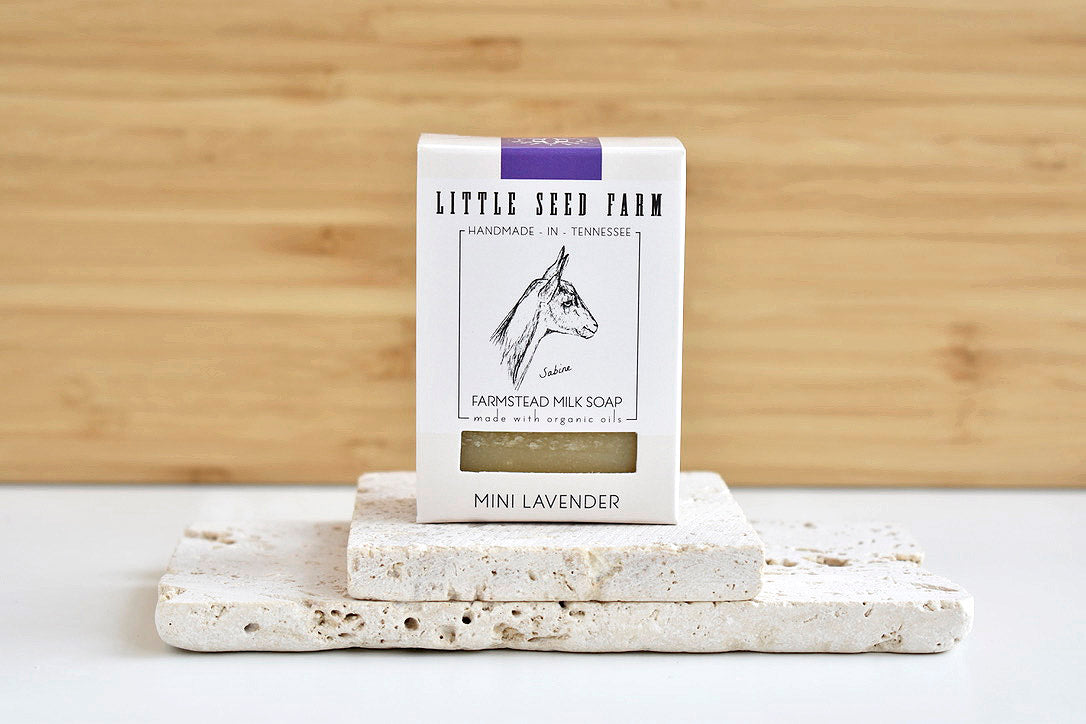 Mini Lavender Bar