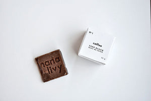 No1 Coffee Soap Block