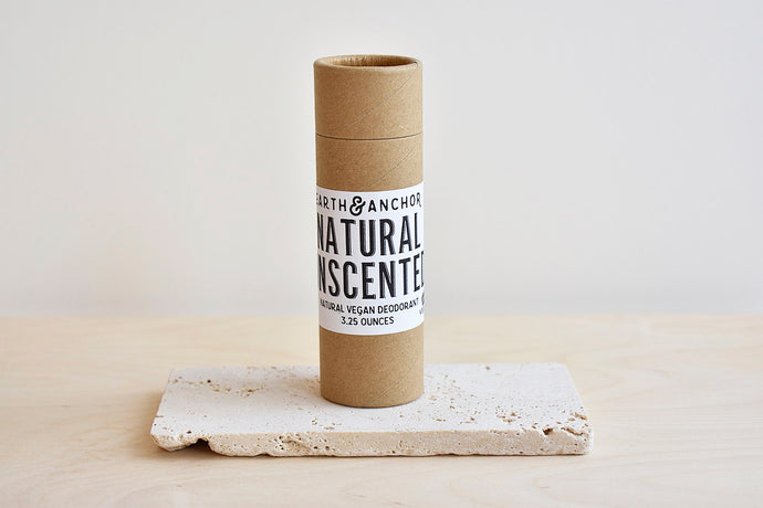 Unscented Vegan Deodorant