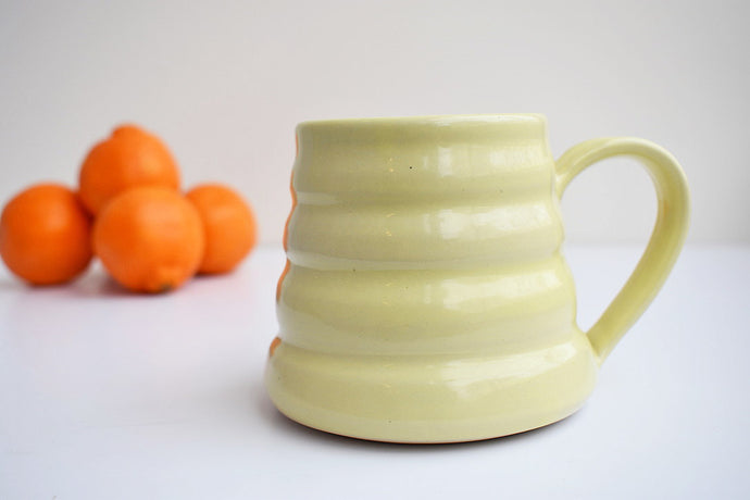 Yellow Skep Mug