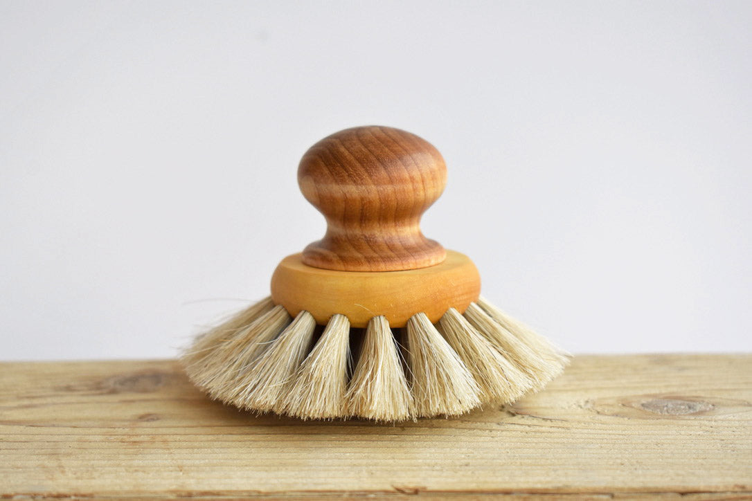 Swedish Round Dishbrush