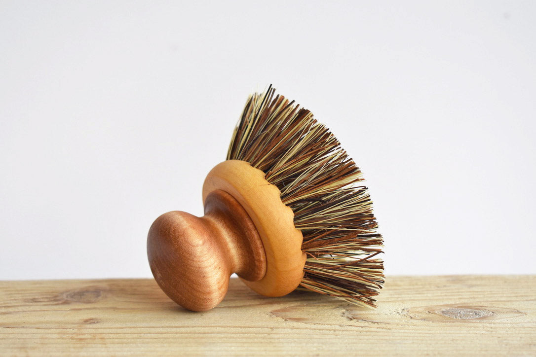 Swedish Round Pan Brush