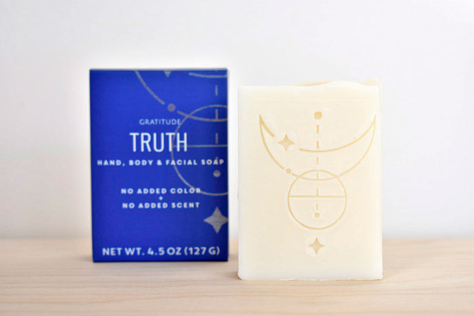 Truth Hand, Body and Facial Soap