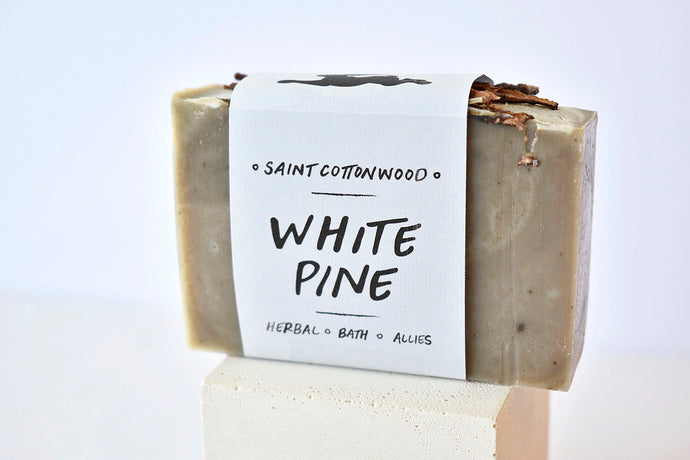 Saint Cottonwood Soap - White Pine