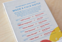 Wilco and Field Notes Box Set
