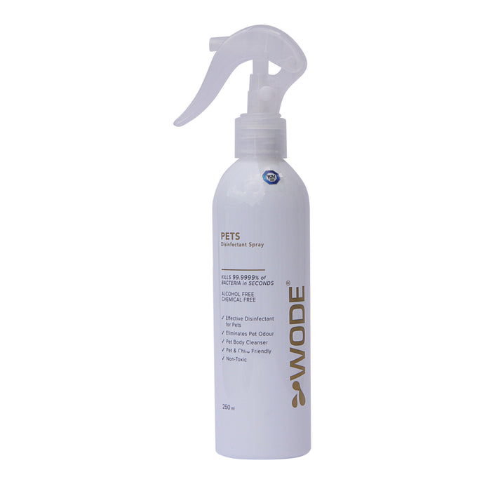 WODE Pets Disinfectant Spray 250ml