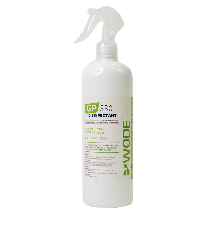 GP330 Disinfectant 500ml