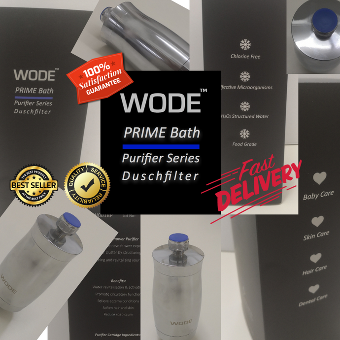 WODE Prime Bath - Purifier Series