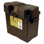 6 Volt Series Battery Boxes
