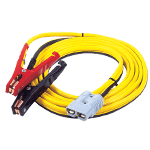 Clamp-to-Plug Booster Cable