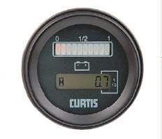Curtis 802 Battery Capacity Indicator