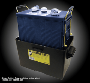 Deep Cycle Battery Tray