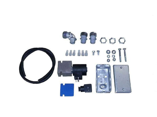 Operator Aboard Battery Extractor Floor Drive Kit