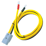 Plug-to-Lug Booster Cables