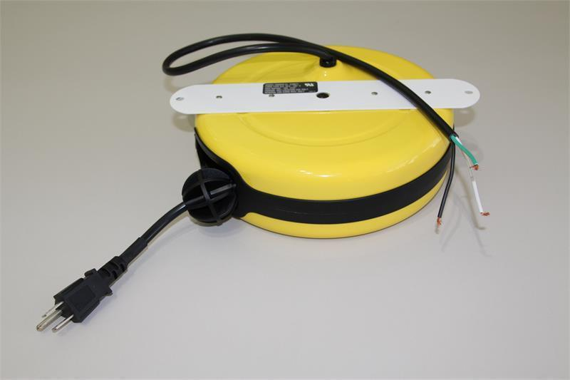 Retractable Cord Reel (INJ-HCT)