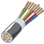 SEOW Control Cable