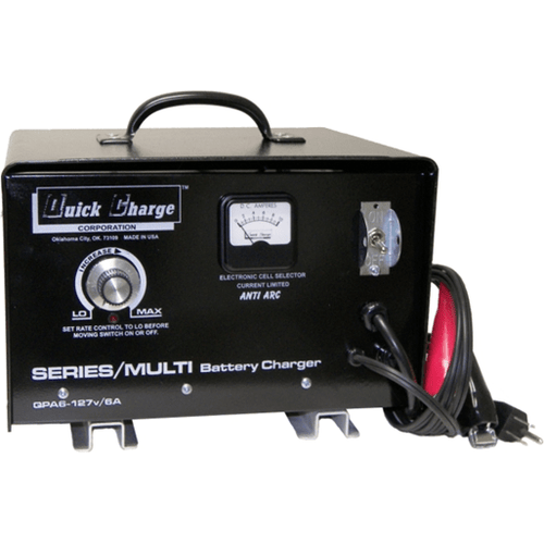 Series-Multi Battery Charger