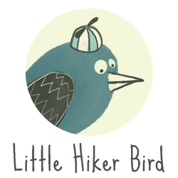 Little Hiker Bird