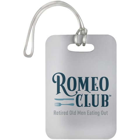 Luggage Bag Tag, ROMEO CLUB™