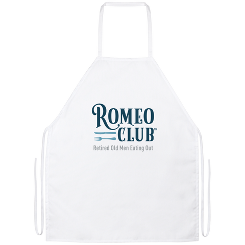 Apron with ROMEO CLUB™ LOGO
