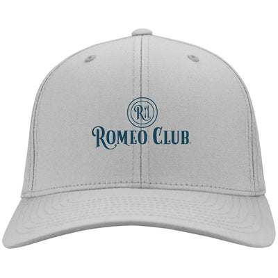 Cap Solid Twill Light Colors with Logo