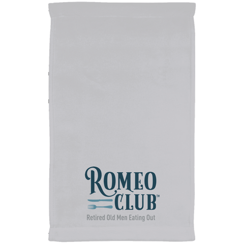 Towel, small hand towel size, ROMEO CLUB™