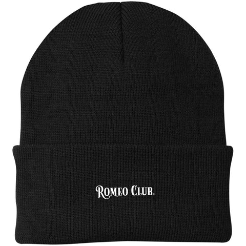 Official ROMEO CLUB® Knit Cap in 3 Colors
