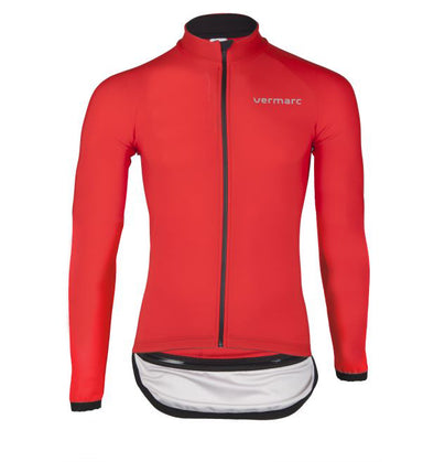 AQUA ZERO LONG SLEEVES RED