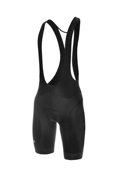 PR.R BIB SHORT MEN - BLACK