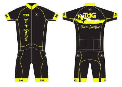 TdG PRR Cycling Set