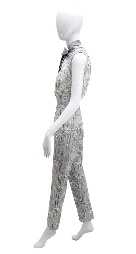 Glam sparking jumpsuit