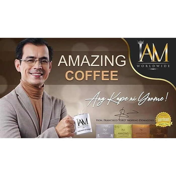 Amazing Coffee Mix With Tongkat-ali