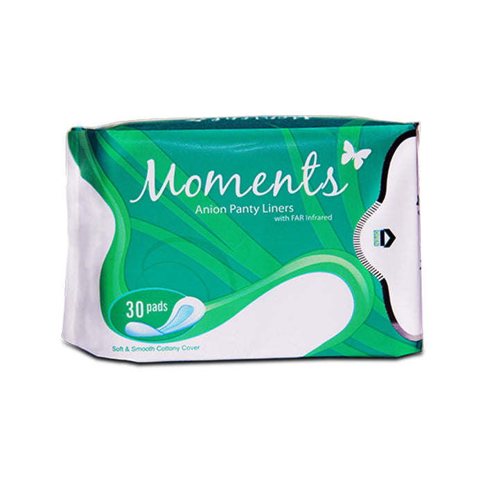 Moments Pantyliners (30 pads)