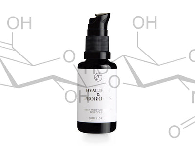 Hyaluronic acid - an ultimate nourishing and moisturizing ingredient