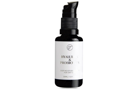 hyaluronic acid serum from flow cosmetics