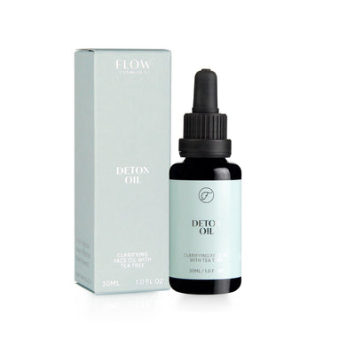Detox Oil - Purifying face oil with tea tree