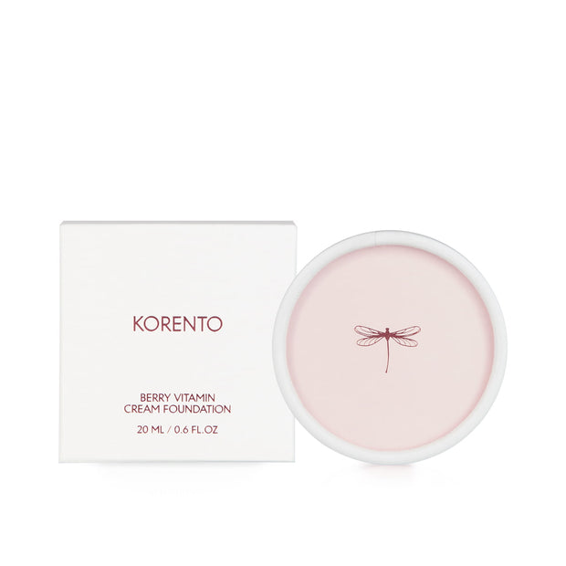 Korento Berry Vitamin Cream Foundation