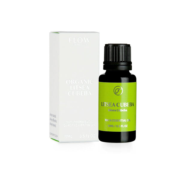 100% Pure Essential Oil - Litsea Cubeba