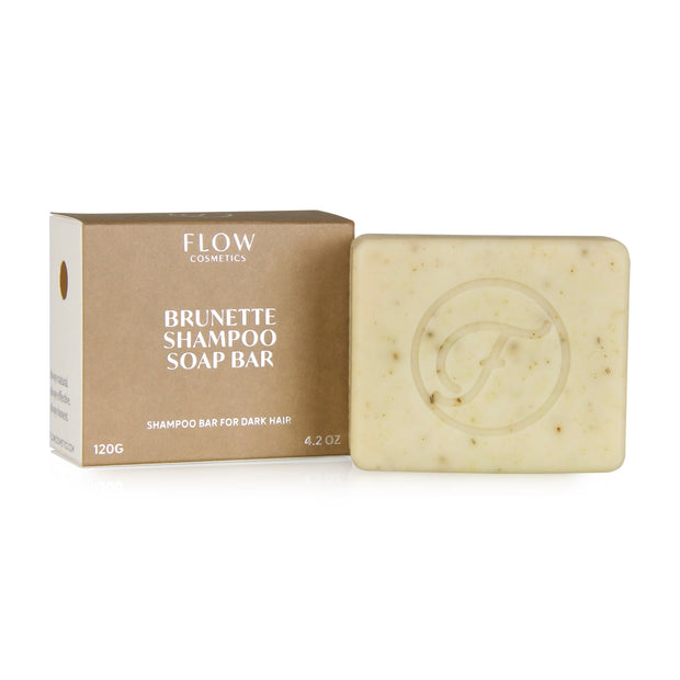 Shampoo bar Brunette - For dark hair