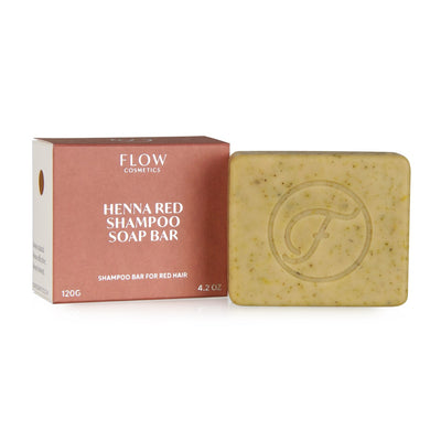 Shampoo bar Henna Red - For red hair