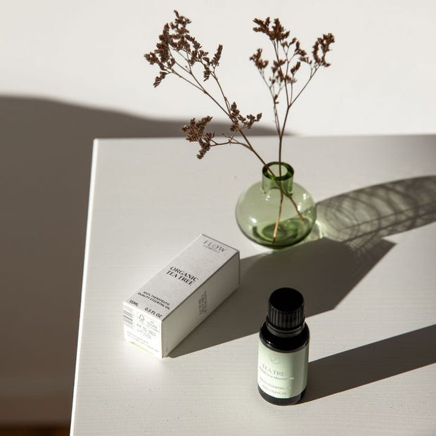 Etherische tea tree olie