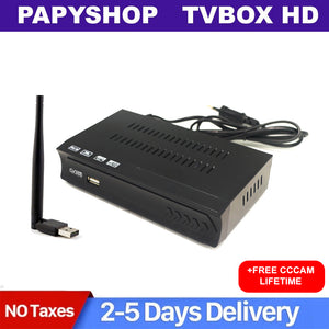 High Digital Satellite TV receiver FULL HD
