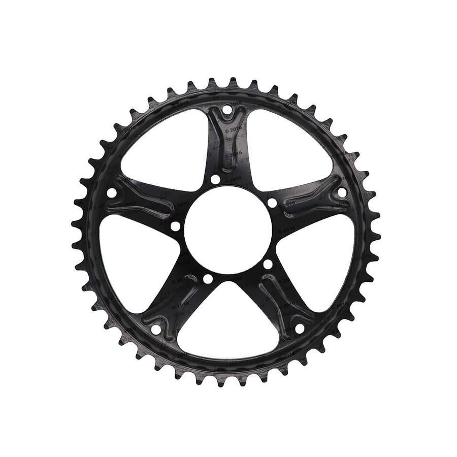44T Offset Chainring - Steel