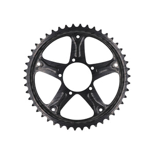 46T Offset Chainring - Steel