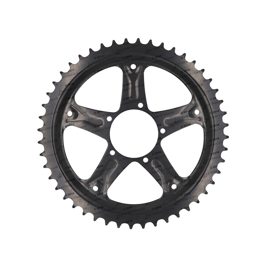 48T Offset Chainring - Steel