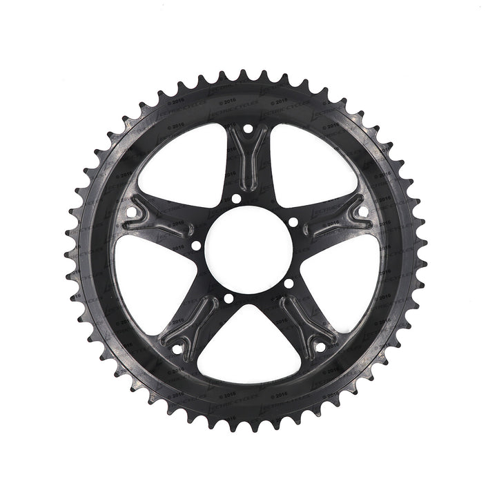 52T Offset Chainring - Steel