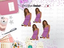 Amber Stickers
